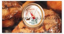 Кнопочный термометр для свинины Big Green Egg