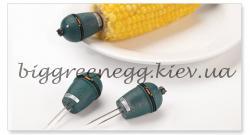 Набор из 4х держателей для кукурузы Big Green Egg