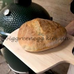 Деревянная лопатка для пиццы; Big Green Egg