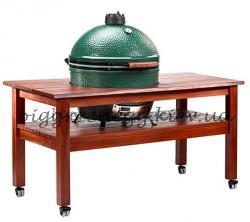 """Длинный стол для Big Green Egg """"XL"""""""