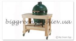 Компактный стол для Big Green Egg M